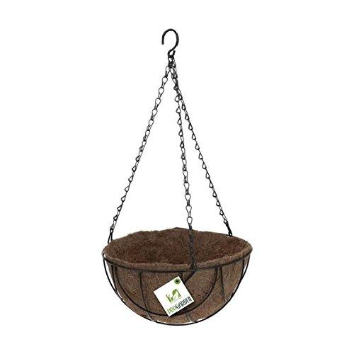 Pot coco à suspendre 25 cm.