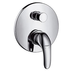 Hansgrohe Focus E – Mezclador monomando de bañera empotrado