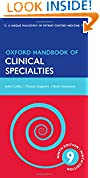 #8: Oxford Handbook of Clinical Specialties (Oxford Medical Handbooks)
