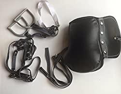 Replacement Tack Set For Large Rocking Horse By Rocking Ranch