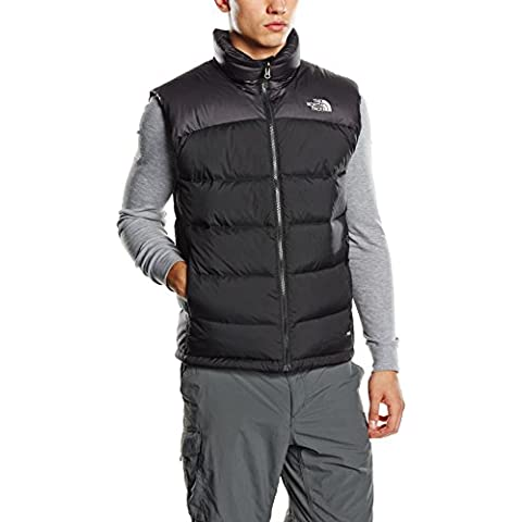 The North Face M Nuptse 2 Vest - EU - Chaleco para hombre, color negro, talla M