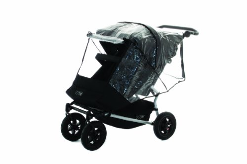 Mountain Buggy Evolution Duet Flint inkl. Regenschutz - 15