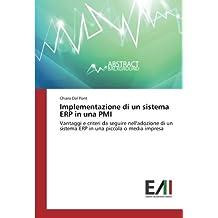 Implementazione di un sistema ERP in una PMI: Vantaggi e criteri da seguire nell'adozione di un sistema ERP in una piccola o media impresa