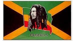 Flagge 150x90 cm Bob Marley