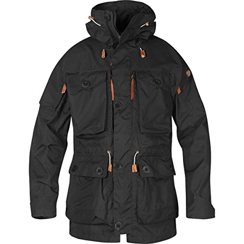 Fjallraven Smock Mens No.1 Jacket Dark Grey
