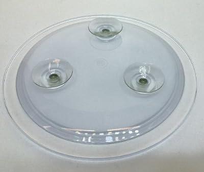 Kosmetik Spiegel Rasierspiegel Schminkspiegel 3 Saugnäpfe 7 Fach Zoom BM 2932 von Karry bei Spiegel Online Shop