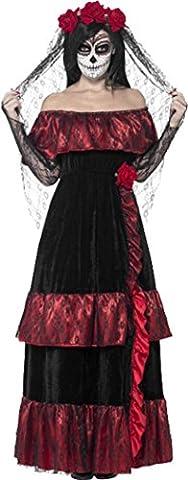 Halloween Morte Bride Costume - Femme Halloween Horror robe Fancy Party Day