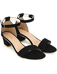 Friends Step Women's Fancy Heel Sandals in