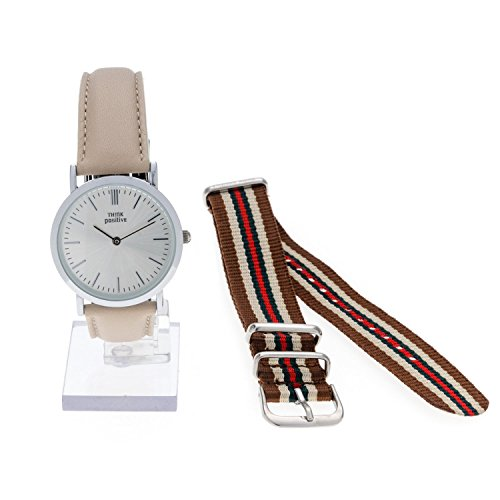 ladies-think-positiver-model-se-w95-flat-medium-steel-watch-strap-in-beige-leather-made-in-italy-and