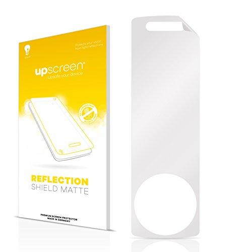 upscreen Reflection Shield Displayschutzfolie Samsung SGH-F210 Schutzfolie Matt – Entspiegelt, Anti-Fingerprint