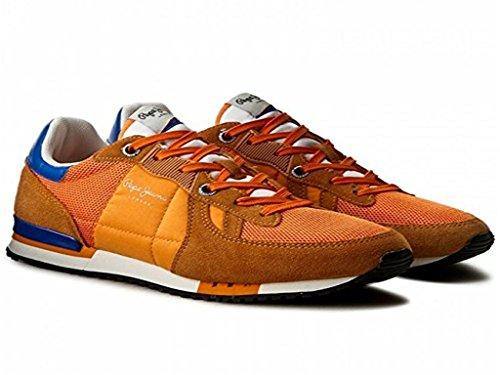 Pepe Jeans London Baskets Tinker Bold Oranges Orange
