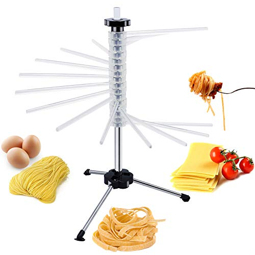 Chefly P1803 Nudeltrockner für lange Spaghetti Fettuccine Lasagne Blätter
