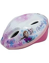 Disney Mädchen Frozen Fahrradhelm für Kinder, Rosa, M, 35660