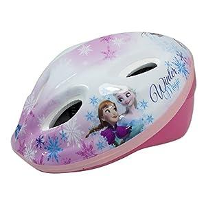 413ni4 wdwL. SS300 Disney Frozen casco da bicicletta per bambine, Rosa, M, 35660