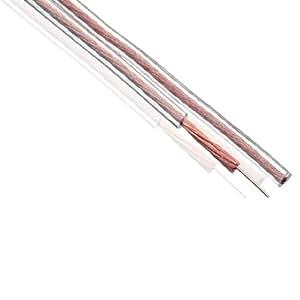 Profigold PGC7404 câble audio - câbles audio (Transparent)