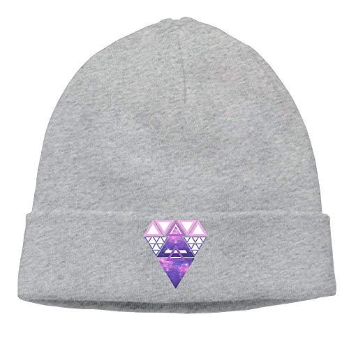 d885cbba044 Men s Diamond Galaxy Fashion Skiing Black Beanies Watch Cap