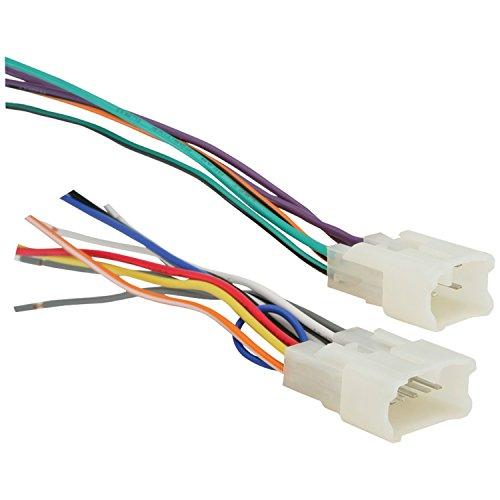 Metra wiring harness diagram toyota