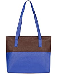 Borse Women/Ladies & Girls Charming Blue Shoulder Bag - Women's Everyday Casual & Stylish/Fashionable & Versatile Hand bags - Gift for Friend/Girlfriend & Wife