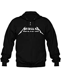 Metallica Sweat Zippé Metallica - Hardwired