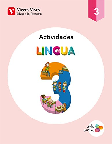Lingua 3 Actividade (aula Activa) - 9788468221090