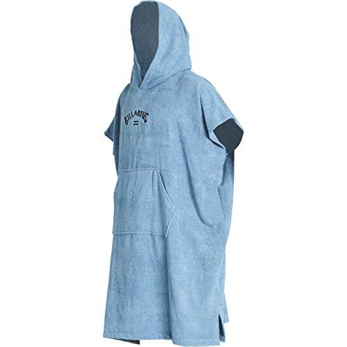 BILLABONG Hooded Poncho Change Robe Black Cascade