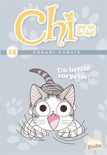 Chi - Poche - Tome 15: Un invité surprise !