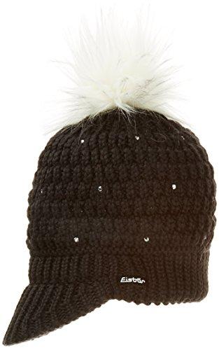 Berretto Eisbär Cosmic Lux Crystal Cap, 79001, Unisex, Mütze Cosmic Lux Crystal Cap, nero, S , M , L o XL