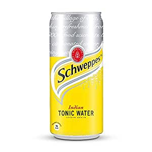 Schweppes Indian Tonic Water, 300ml