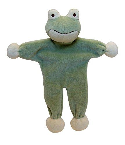 Einfach Fido, grün, quietschelement Frosch ohne 22,9cm -