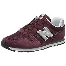 New Balance 373 Core, Sneaker Uomo, Rosso (Red/White Cd2)