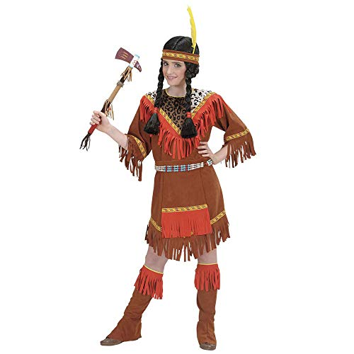 Widmann Kinderkostüm (Mädchen Kostüm Stiefel)