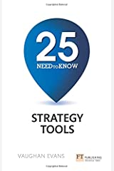 25 Need-To-Know Strategy Tools Paperback
