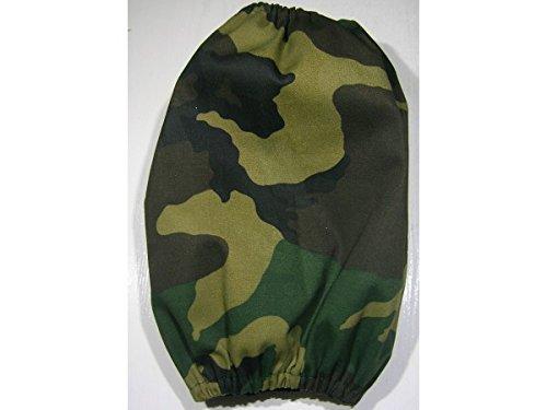 Paraorecchie per cani cuffiette copri orecchie per cocker spaniel cavalier king (camuflage)