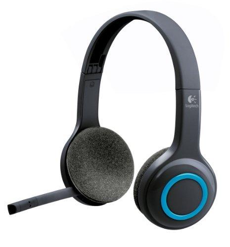 Logitech Wireless Headset H600 Over-The-Head Design Logitech Portable Headset