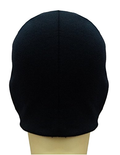 Gajraj Unisex Cotton Skull Cap - Navy