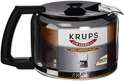 Krups F0344210F - Filtro y fuente de café