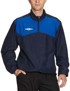 Umbro Men's Training Woven Jacket - S, Blue