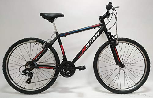 New Star Everest Bicicleta BTT Aluminio TX30