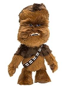 Joy Toy 1400705 Star Wars - Chewbacca en Steam Velboa Felpa, 45 cm