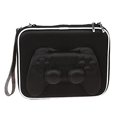 MagiDeal Portable Hard Case Carry Bag for Sony PS4 Playstation 4 Gamepad Controller from MagiDeal