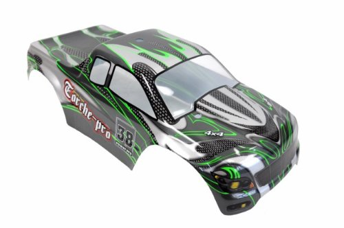 Amewi Monstertruck Torche Pro Brushless - 7