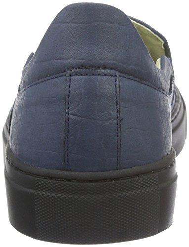 Jonny`s Vegan Damen Luigina Sneakers, Blau (Marino 1), 40 EU - 2