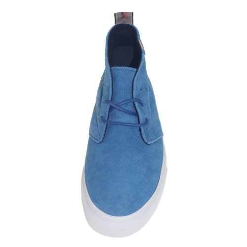 Vans U CHUKKA DECON VQE88H1 Unisex-Erwachsene Sneaker Blau