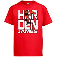 Camiseta James Harden Mate jugón de Baloncesto