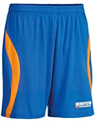 Derbystar - Pantalón de portero Aponi - azul/naranja, 116