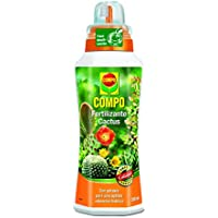 Compo 2140902011 Fertilizante Cactus 500 ML, 23x7x6.3 cm