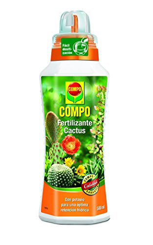 Compo 2140902011 Fertilizante Cactus 500 ml