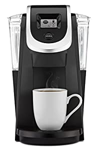Black : Keurig K250 Single Serve, Programmable K-Cup Pod Coffee Maker, Black
