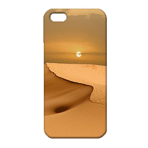 Iphone 5/5s/Se Exquisite Nice Style Scenery Figure Exquisite Desert Cover Case for Iphone 5/5s/Se Cartoon Natural Attractive Desert Series Phone Case