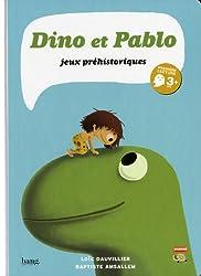 Dino et pablo : Jeux préhistoriques